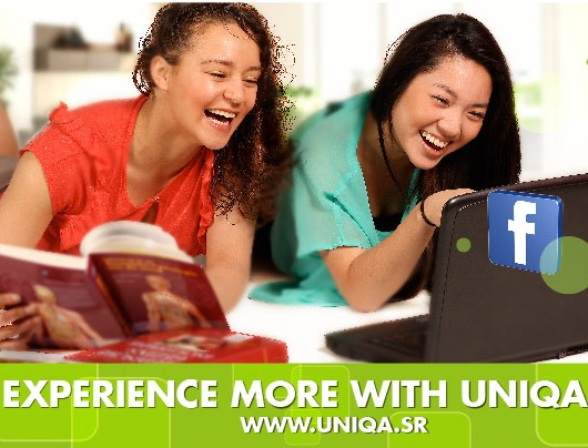 Billboard reclame voor UNIQA