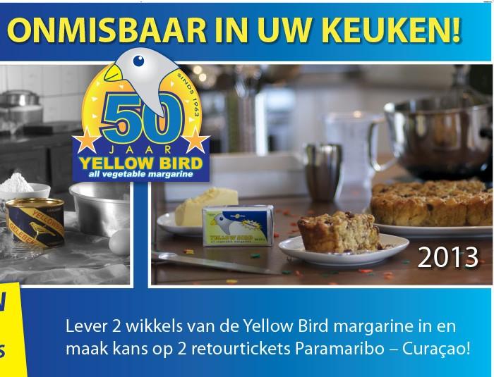 50 Jaar Yellow Bird